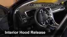 2014 Ford Fusion SE 2.5L 4 Cyl. Belts