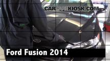 2014 Ford Fusion SE 2.5L 4 Cyl. Review