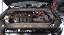2014 Ford Fusion SE 2.5L 4 Cyl. Windshield Washer Fluid
