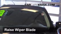 2014 Ford Fusion SE 2.5L 4 Cyl. Windshield Wiper Blade (Front)