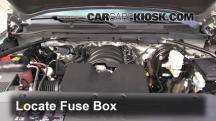 2014 GMC Sierra 1500 SLE 4.3L V6 FlexFuel Crew Cab Pickup Fuse (Engine)