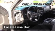 2014 GMC Sierra 1500 SLE 4.3L V6 FlexFuel Crew Cab Pickup Fuse (Interior)