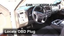 2014 GMC Sierra 1500 SLE 4.3L V6 FlexFuel Crew Cab Pickup Compruebe la luz del motor