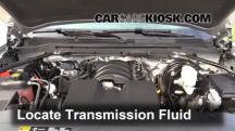 2014 GMC Sierra 1500 SLE 4.3L V6 FlexFuel Crew Cab Pickup Transmission Fluid