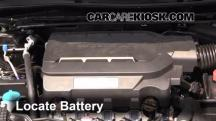 2014 Honda Accord EX-L 3.5L V6 Sedan Battery