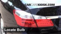 2014 Honda Accord EX-L 3.5L V6 Sedan Luces