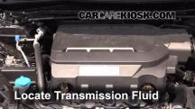 2014 Honda Accord EX-L 3.5L V6 Sedan Transmission Fluid