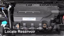 2014 Honda Accord EX-L 3.5L V6 Sedan Líquido limpiaparabrisas