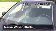 2014 Honda Accord EX-L 3.5L V6 Sedan Escobillas de limpiaparabrisas delantero
