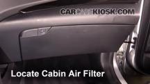 2014 Hyundai Azera Limited 3.3L V6 Air Filter (Cabin)