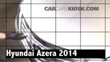 2014 Hyundai Azera Limited 3.3L V6 Review