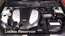2014 Hyundai Azera Limited 3.3L V6 Windshield Washer Fluid
