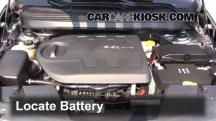 2014 Jeep Cherokee Latitude 3.2L V6 Battery