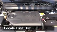 2014 Jeep Cherokee Latitude 3.2L V6 Fusible (motor)