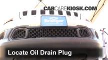 2014 Jeep Cherokee Latitude 3.2L V6 Oil