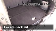 2014 Jeep Cherokee Latitude 3.2L V6 Jack Up Car