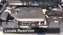 2014 Jeep Cherokee Latitude 3.2L V6 Líquido limpiaparabrisas