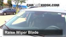 2014 Jeep Cherokee Latitude 3.2L V6 Escobillas de limpiaparabrisas delantero