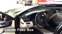 2014 Kia Cadenza Premium 3.3L V6 Fuse (Interior)