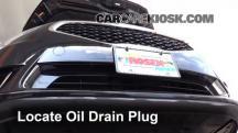 2014 Kia Cadenza Premium 3.3L V6 Oil