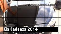 2014 Kia Cadenza Premium 3.3L V6 Review