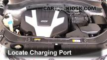 2014 Kia Sorento EX 3.3L V6 Air Conditioner