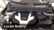 2014 Kia Sorento EX 3.3L V6 Battery