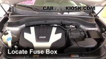 2014 Kia Sorento EX 3.3L V6 Fusible (motor)