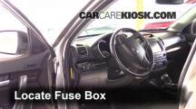 2014 Kia Sorento EX 3.3L V6 Fusible (interior)