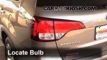 2014 Kia Sorento EX 3.3L V6 Lights