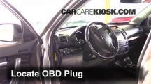 2014 Kia Sorento EX 3.3L V6 Compruebe la luz del motor
