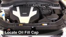 2014 Kia Sorento EX 3.3L V6 Aceite