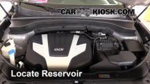 2014 Kia Sorento EX 3.3L V6 Windshield Washer Fluid