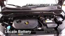 2014 Kia Soul ! 2.0L 4 Cyl. Battery