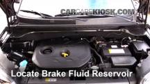 2014 Kia Soul ! 2.0L 4 Cyl. Brake Fluid