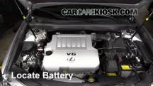 2014 Lexus ES350 3.5L V6 Battery