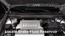 2014 Lexus ES350 3.5L V6 Brake Fluid