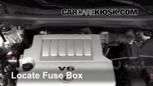 2014 Lexus ES350 3.5L V6 Fusible (motor)