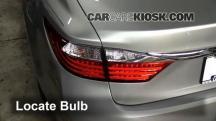 2014 Lexus ES350 3.5L V6 Luces