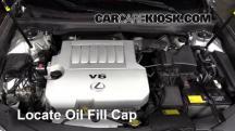 2014 Lexus ES350 3.5L V6 Oil