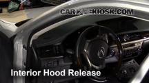 2014 Lexus ES350 3.5L V6 Belts