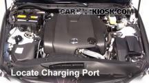 2014 Lexus IS250 2.5L V6 Aire Acondicionado