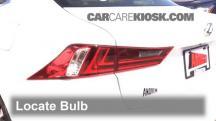 2014 Lexus IS250 2.5L V6 Luces