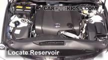 2014 Lexus IS250 2.5L V6 Líquido limpiaparabrisas
