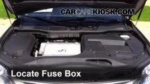 2014 Lexus RX350 3.5L V6 Fusible (motor)