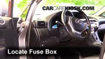 2014 Lexus RX350 3.5L V6 Fusible (interior)