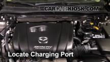 2014 Mazda 3 Touring 2.0L 4 Cyl. Sedan Air Conditioner