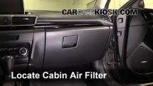 2014 Mazda 3 Touring 2.0L 4 Cyl. Sedan Air Filter (Cabin)