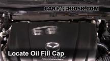 2014 Mazda 3 Touring 2.0L 4 Cyl. Sedan Oil