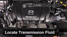 2014 Mazda 3 Touring 2.0L 4 Cyl. Sedan Transmission Fluid